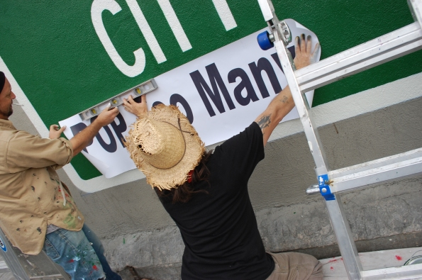 skid row city limit by michael blaze